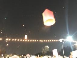 Lichterfeste Chiang Mai