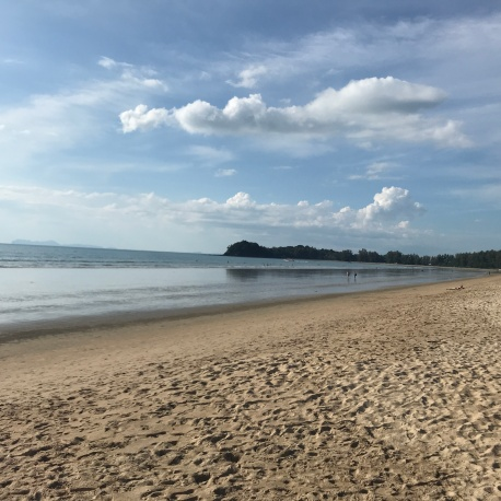 Klong Khong beach